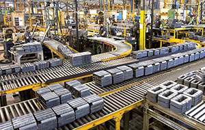 Industrial business hold 65 days on hand of inventory