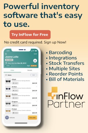 Inflow Inventory Management